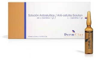 Veluderm (Велюдерм) L-CARNITINE ANTI-CELLULITE SOLUTION