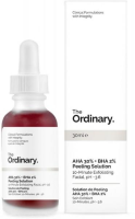 THE ORDINARY AHA 30% + BHA 2% PEELING SOLUTION ПИЛИНГ ДЛЯ ЛИЦА 30 МЛ